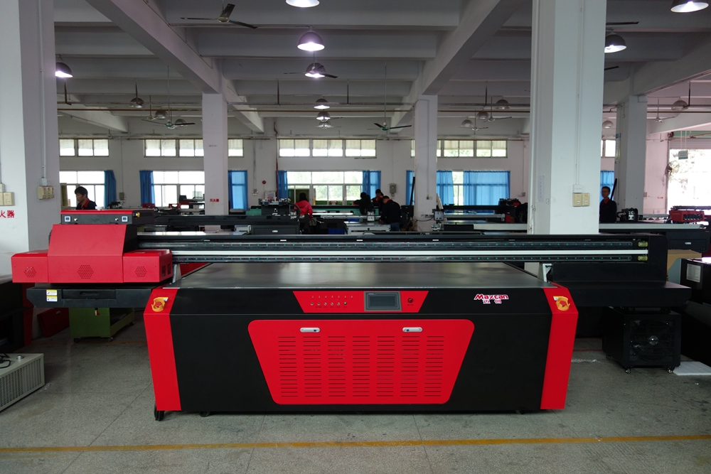 F2500E Cupboard printing machine