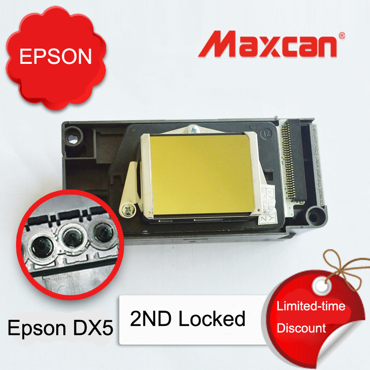 A promotion for Epson 2nd locked head