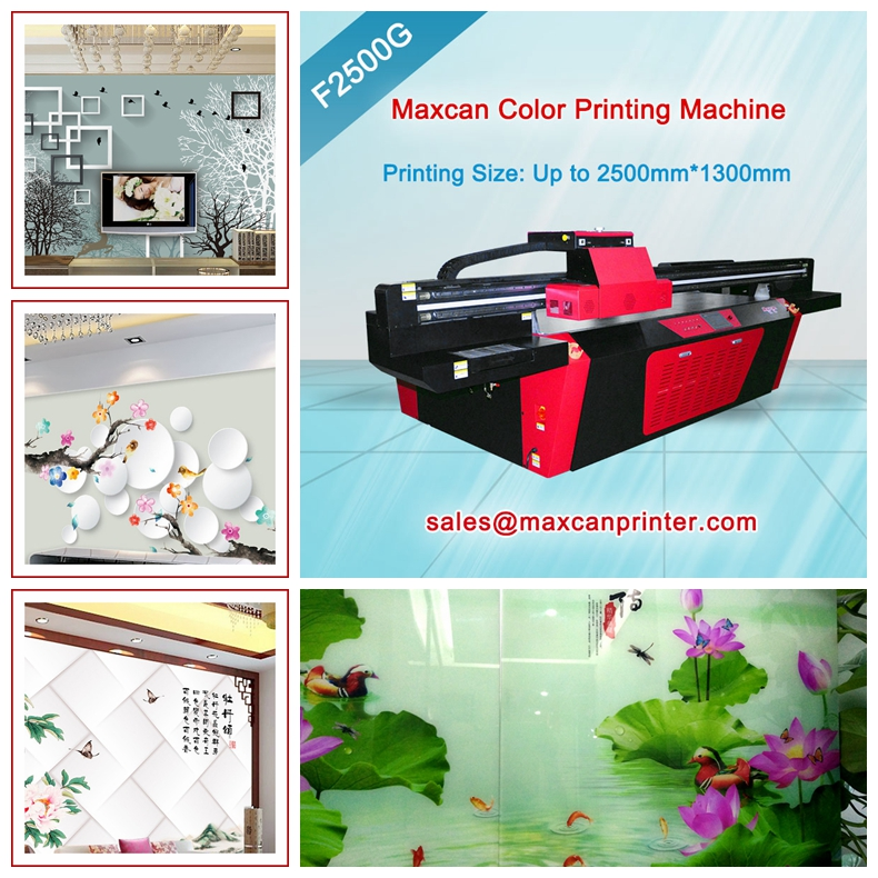 2500g glass printer