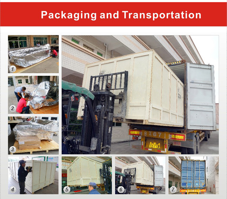 Packging and Transportation