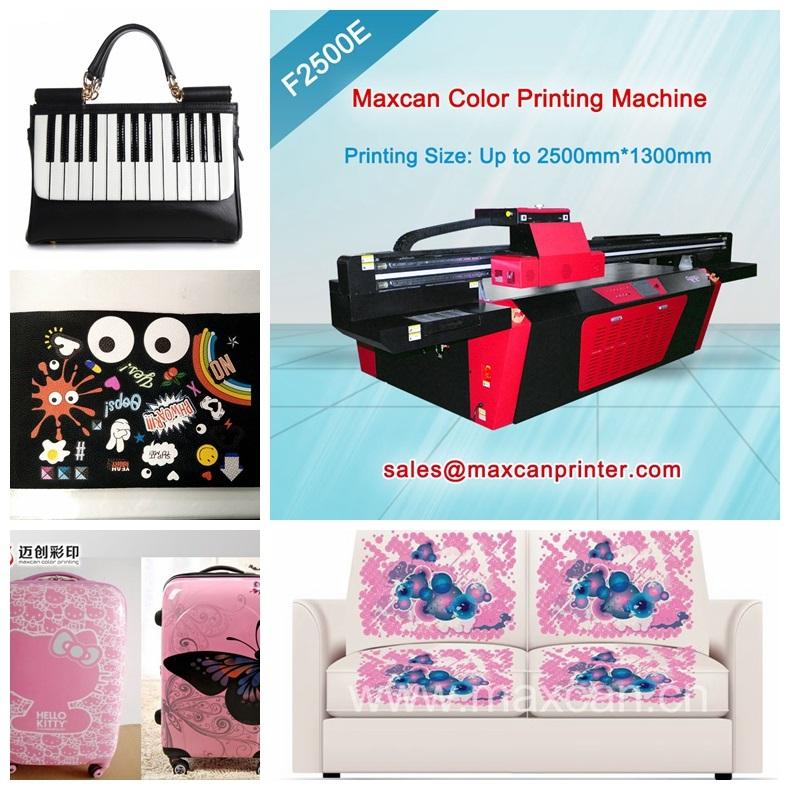 pu leather printing 2500e -2
