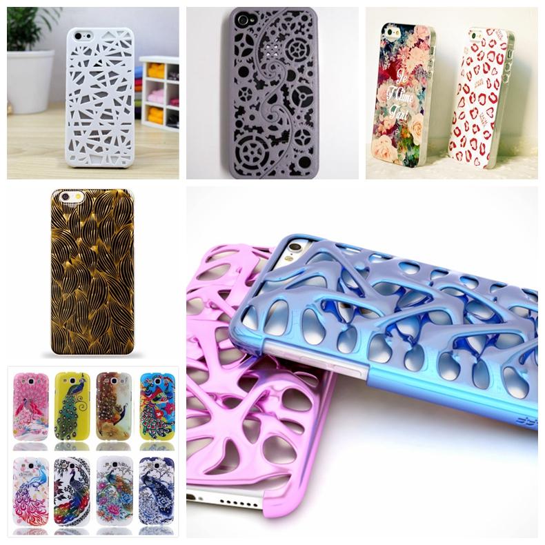 phone case 3D effect
