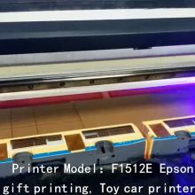 Toy car gift printer